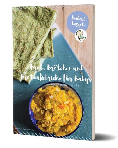 Brot, Brötchen und Brotaufstriche für Babys für die Beikost