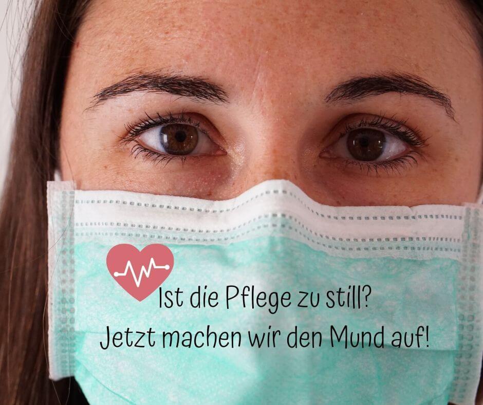 (Anzeige) Mehr Pflege-Kraft - Warum wir uns als Pflegekraft an der Kampagne des Bundesministeriums für Gesundheit beteiligen müsse! Mehr Wertschätzung, bessere Arbeitsbedingungen, bessere Vereinbarkeit von Familie und Beruf für Pflegeberufe!