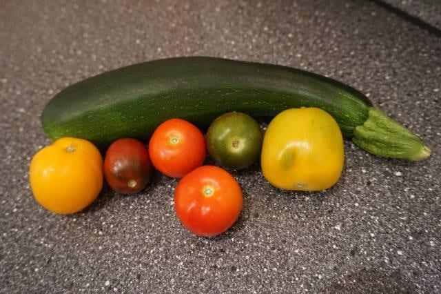 Obst und Gemüse für Zuckerfreie Ernährung