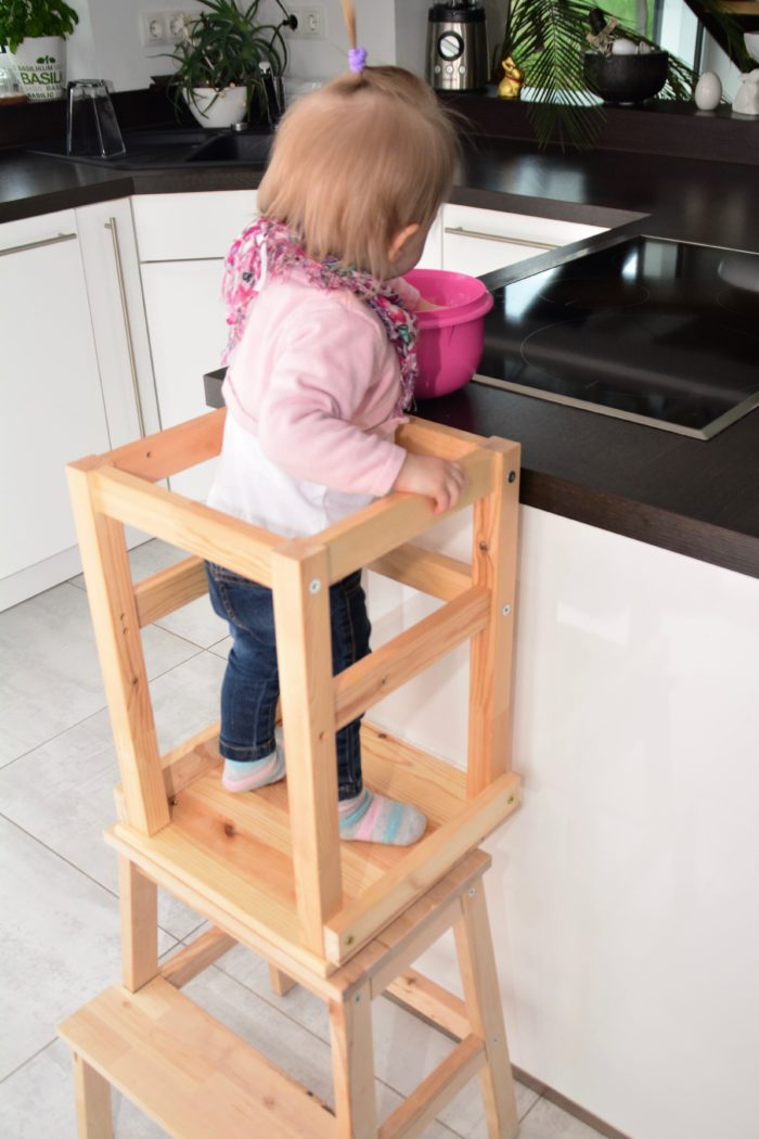 Learning Tower selber bauen
