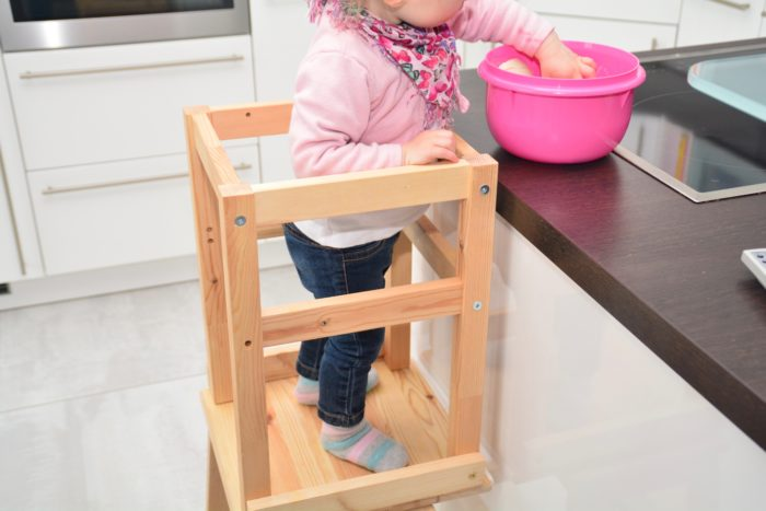 Learning Tower selber bauen - Ikea Trick