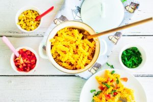 Schnelles Essen für Kinder - E-Book und Rezept