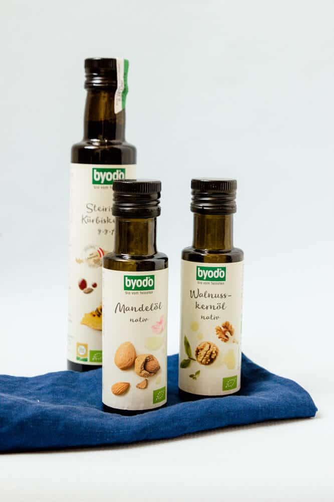 Feine Nuss und Saatenöle - welches Öl zum braten