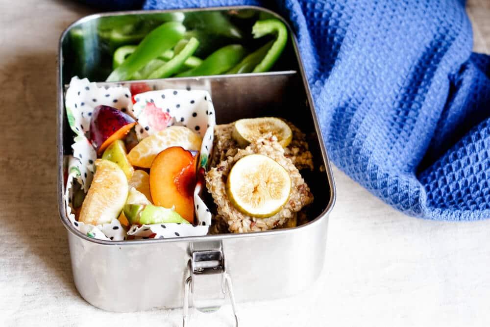Fruchtschnitten baby - Brotbox für den Kindergarten