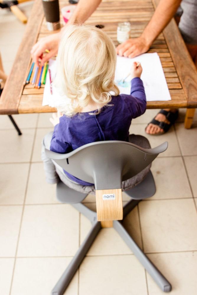 Nomi Hochstuhl - Ab wann dürfen babys im Hochstuhl sitzen?