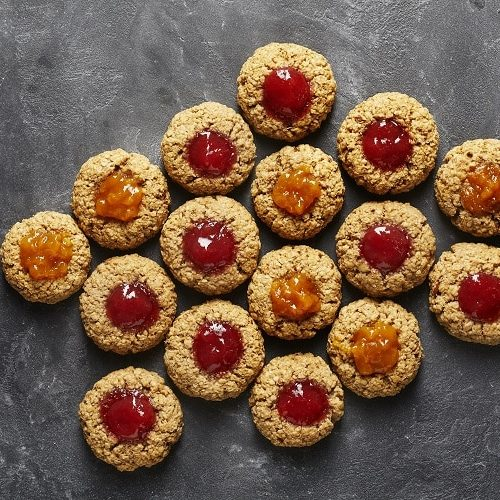 Zuckerfreie Marmelade selber machen und Plätzchen backen