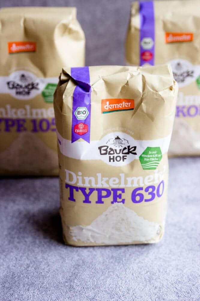 Mit welchem Mehl kann man backen? Wofür ist Dinkelmehl geeignet?