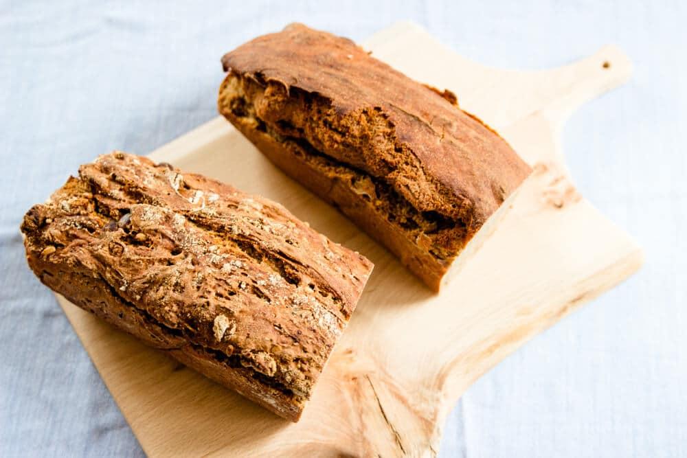 Brot Backen – ganz einfaches Brot mit wenig Aufwand