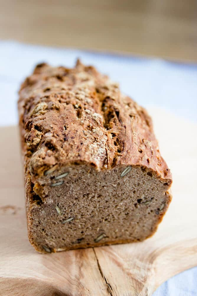 Brot backen mit Hefe