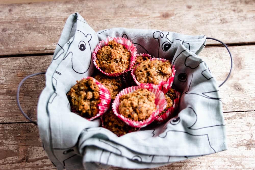 Zuckerfreies für Kinder - Muffins für Babys