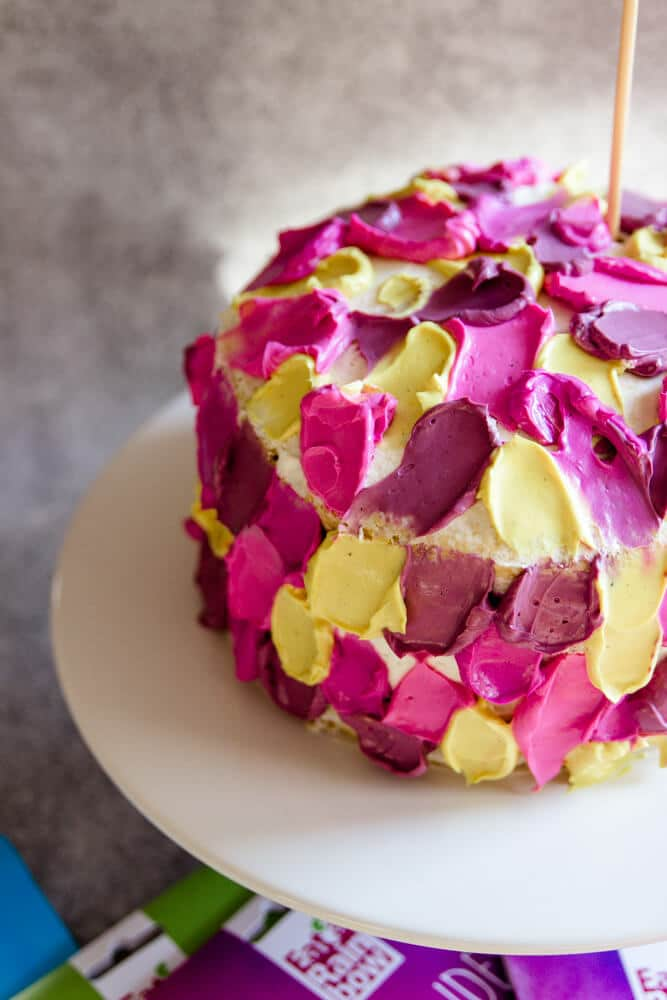 Torte zum 1. Geburtstag backen ohne Zucker