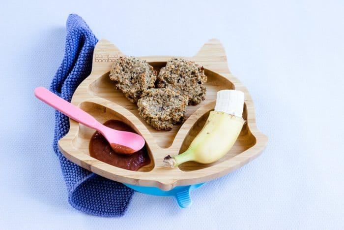 Zuckerfreie Haferflockenkekse für Babys und die ganze Familie