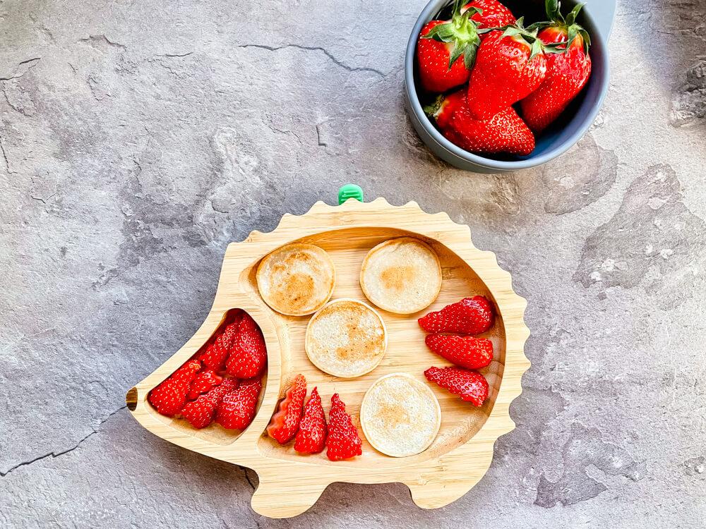 Snack rezepte für Babys ohne Zucker - breifreibaby