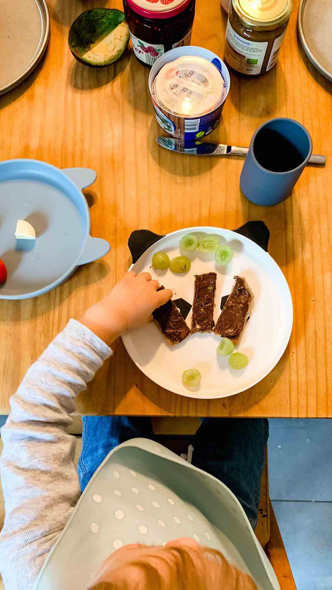 Beikostplan - Baby isst selbst