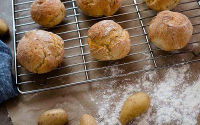 Kartoffelbrötchen – Ein gesundes und leckeres Familiengericht